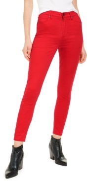 KENDALL + KYLIE High-Rise Skinny Jeans