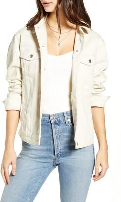 Vero Moda Katrina Organic Cotton Denim Jacket