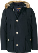 Woolrich arctic hooded anorak
