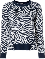 ADAM by Adam Lippes Contrast Detail Jumper