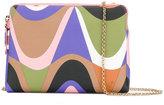 Emilio Pucci patterned shoulder bag
