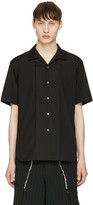 Comme des Garcons Black Short Sleeve Shirt