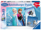 Ravensburger Disney Frozen: Winter Adventures - Set of 3