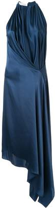 Isabella Collection Bianca Spender draped midi dress