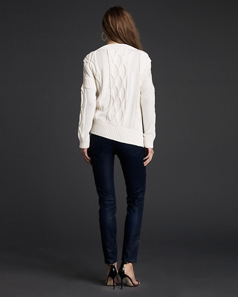 Juicy Couture Saylor Guernsey Sweater