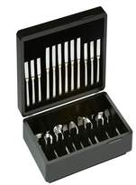 Arthur Price Westminster 44 Piece 6 Person 18/10 Stainless Steel Canteen