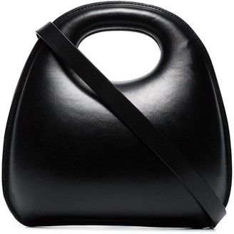 Lemaire Egg structured tote bag