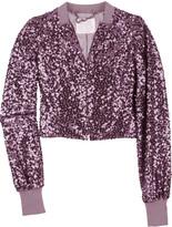 Sequin dinner jacket