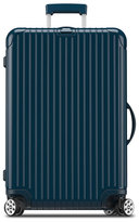 "Rimowa Salsa Deluxe Electronic Tag Yachting Blue 29"" Multiwheel"