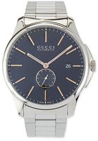 Gucci G-Timeless Large Stainless Steel Automatic Watch