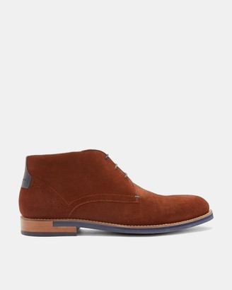 Ted Baker Suede Desert Boots