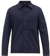 Barena Venezia - Cedrone Cotton-blend Canvas Overshirt - Mens - Navy