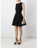 Victoria Beckham panelled mini dress