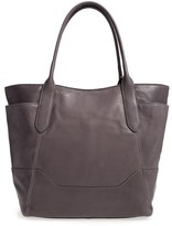 Frye Paige Leather Tote - Black