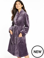 Very Supersoft Robe - Mauve