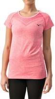 Mizuno Seeker Shirt - Short Sleeve (For Women)