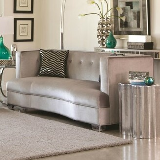 Everly Southam Curved Loveseat Quinn
