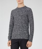 Reiss Gerry Textured Crew Neck Jumper