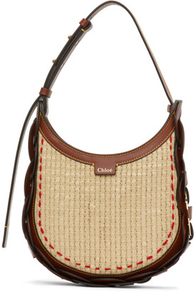 Chloé Brown Small Darryl Tote