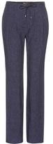 Loro Piana Larrie linen trousers