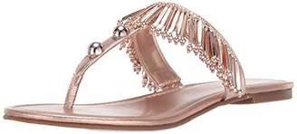 Katy Perry Women's The Brenna Flat Sandal M M US