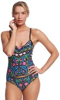 Kenneth Cole Garden Groove Underwire Tankini Top 8158772