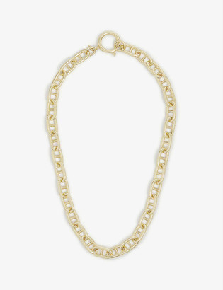 WALD BERLIN Bella silver-plated necklace