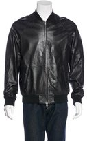 Paul Smith Phud Leather Jacket w/ Tags