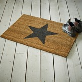 Graham and Green Large Star Doormat
