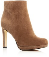 Via Spiga Bettie Platform High Heel Booties
