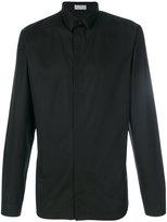 Christian Dior concealed fastening shirt - men - Cotton - 38