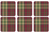 Spode Glen Lodge Coasters (Set of 6)