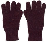 Rag & Bone Sherwood Patterned-Knit Gloves