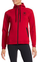 Canadian Olympic Team Collection Women's Maple Leaf Hoodie