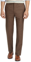 Brooks Brothers Fitzgerald Fit Plain-Front BrooksCool® Tic Dress Trousers