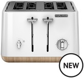 Morphy Richards Aspects Toaster - White