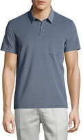 Theory Millos Short-Sleeve Pique Polo Shirt