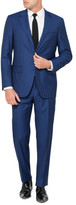 Canali Wool Tonal Stripe Suit