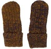 Rag & Bone Marigold Knit Mittens w/ Tags