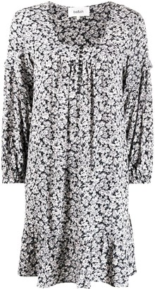 BA&SH Elroy floral shirt dress
