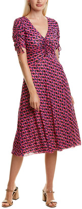 Diane von Furstenberg Wade Midi Dress