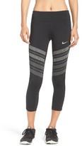 Nike Women's Power Epic Running Crop Leggings