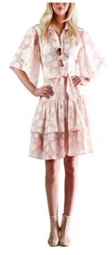 Madeleine Simon Studio Angle Fire Dress