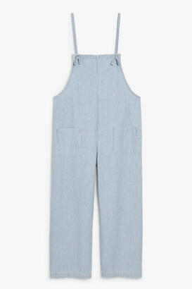 Monki Cotton dungarees