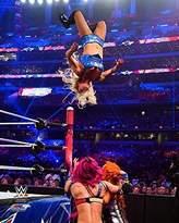 WWE Charlotte 16x20 Photo Poster (WrestleMania 2016 action)