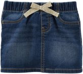 Osh Kosh Denim Skirt (Toddler/Kid) - Denim - 4T