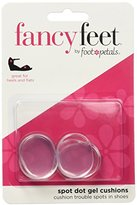 Foot Petals Fancy Feet Women's Gel Spot Dot Cushions