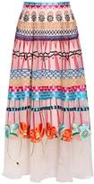 Temperley London Aura Midi Skirt