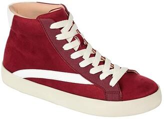 Journee Collection Comfort Foam Josalyn Sneaker (Wine) Women's Shoes