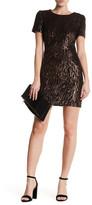 Karen Millen Sequin Pattern Dress